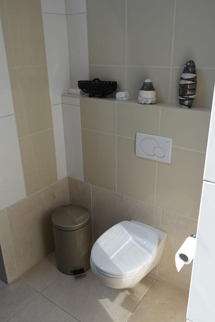 toilet B&B kamers